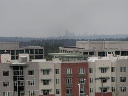 Rainy Seattle Morning