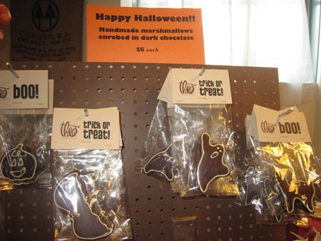 More Halloween treats.