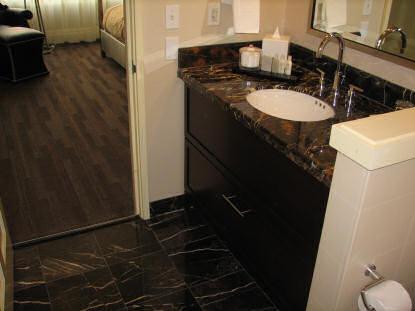 Alexis Hotel Seattle Bath