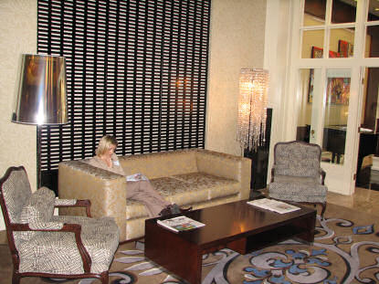 Alexis Hotel Seattle Lobby