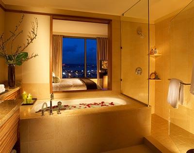 Pan Pacific Hotel Seattle Bath