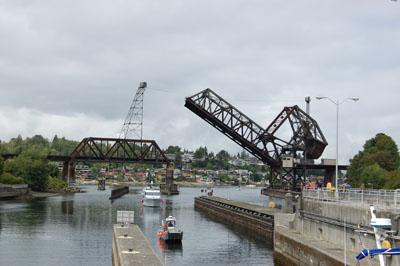 Seattle Drawbridge