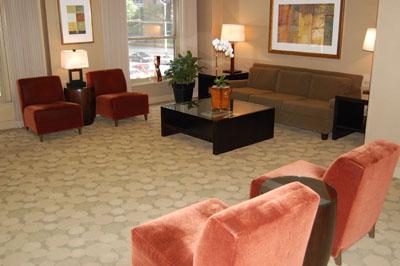 Executive Pacific Hotel Lobby