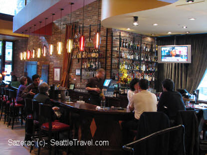 Sazerac Seattle - Downtown Seattle Restaurant