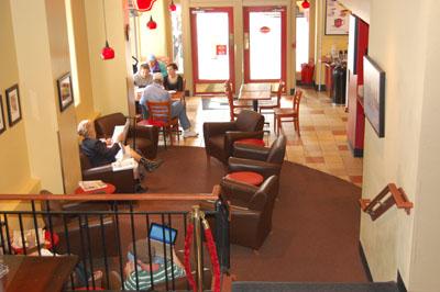 Seattle's Best Coffee Cafe