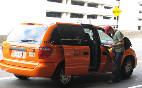 Seattle Airport Taxis