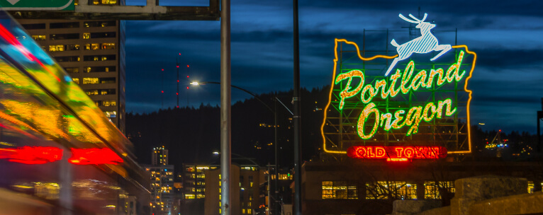 Portland OR SIgn